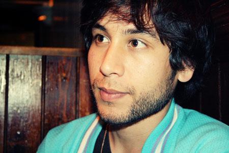 Florian Lunaire - Musician by Akeela Bhattay