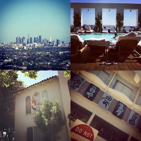 West Hollywood - Instagram - Akeela Bhattay