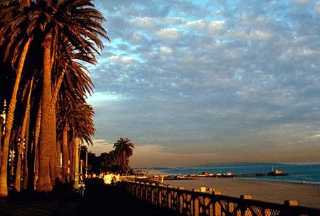 Santa Monica Palisades Walk