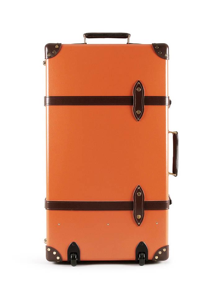 Vintage style luxury suitcase
